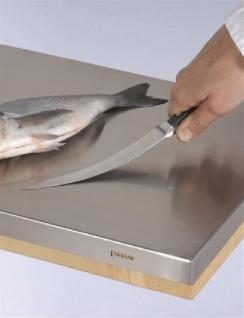 JOKO Küchenwagen mit Ablagen aus Edelstahl - Vorschau 3