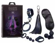 Fifty Shades of Grey » Darker - Kinky Fuckery« - 7-teiliges Set