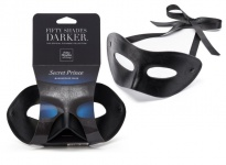 Fifty Shades of Grey » Darker - Secret Prince« - Augenmaske