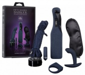 Fifty Shades of Grey » Darker - Dark Desire« - 7-teiliges Set