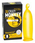 Kondome » The Crazy Monkey - Banana!« - Inhalt: 12 Stück