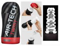 Tenga Masturbator » Air-Tech Twist« - 5 Engegrade einstellbar