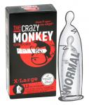 Kondome » The Crazy Monkey - X-Large« - Inhalt: 12 Stück