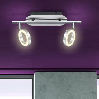 10 watt led deckenleuchte wandbeleuchtung deckenlampe innenbeleuchtung strahler globo 56107 2. Black Bedroom Furniture Sets. Home Design Ideas