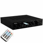 Verstärker Hifi Receiver FM Radio Tuner Bluetooth USB MP3 Fernbedienung