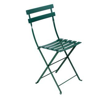 Fermob Stuhl Metall in verschiedenen Farben in der Auswahl wählbar, Metall