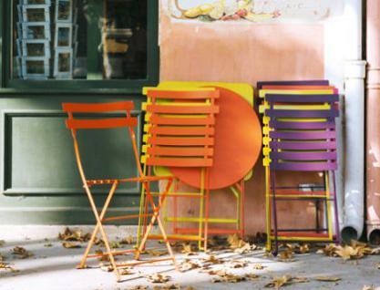 Fermob Stuhl Metall in verschiedenen Farben in der Auswahl wählbar, Metall - Vorschau 3