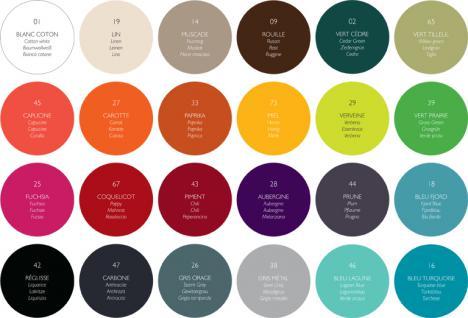 Fermob Stuhl Metall in verschiedenen Farben in der Auswahl wählbar, Metall - Vorschau 4