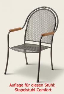 Auflage zu Sessel Comfort Dessin 3032 100% Polyacryl Lichtbeständigkeit 7-8 von 8 - Vorschau 2