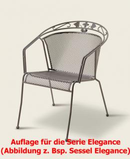 Auflage für Serie Elegance im Dessin 3032 verschiedene Größen in der Auswahl wählbar, 100% Polyacryl, Lichtbeständigkeit 7-8 von 8 - Vorschau 2
