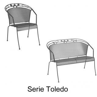 Auflagen für Serie Toledo von Kettler in der Auswahl unterschiedliche Größen zu wählen im Dessin 3032 100% Polyacryl, Lichtbeständigkeit 7-8 von 8 - Vorschau 2