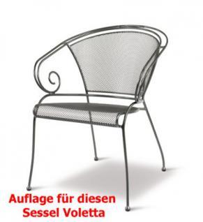 Auflage für Voletta im Dessin 2002 100% Polyacryl Lichtbeständigkeit 7-8 von 8 - Vorschau 2