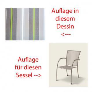 Auflage für Sessel Pilo von Royal Garden MWH im Des. 2000 100% Polyacryl Lichtbeständigkeit 7-8 von 8 - Vorschau 1