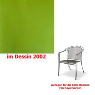 Auflagen für Serie Romano von Royal Garden, verschiedenen Größen in der Auswahl wählbar Dessin 2002 100% Polyacryl Lichtbeständigkeit 7-8 von 8 - Vorschau 2