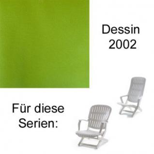 Auflage für Sessel Estanza und Tangor von Allibert Evolutiv im Des. 2002 100% Polyacryl Lichtbeständigkeit 7-8 von 8