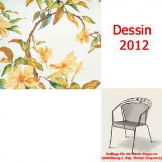 Auflage für Serie Elegance im Dessin 2012 verschiedene Größen in der Auswahl wählbar, 100% Polyester Lichtbeständigkeit 6-7 von 8