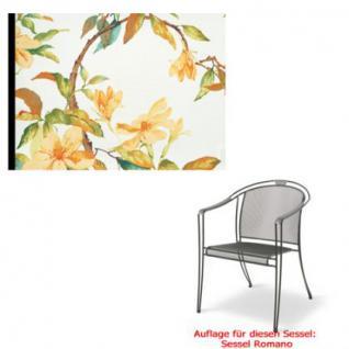 Auflagen für Serie Romano von Royal Garden, verschiedenen Größen in der Auswahl wählbar Dessin 2012 100% Polyester Lichtbeständigkeit 6-7 von 8 - Vorschau 1