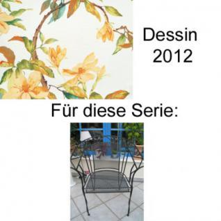 Auflagen zur Serie Romantic im Dessin 2012 100% Polyester, Lichtbeständigkeit 6-7 von 8, verschiedene Größen in der Auswahl wählbar