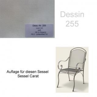 Auflage zu Serie Carat Dessin 255 100% Polyacryl, verschiedene Größen aus der Serie zur Auswahl, Lichtbeständigkeit 7-8 von 8