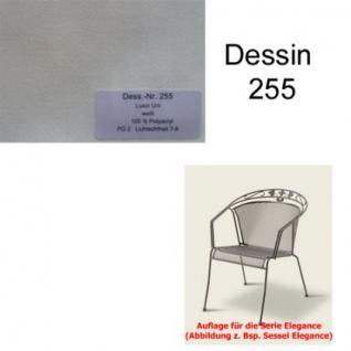 Auflage für Serie Elegance im Dessin 255 verschiedene Größen in der Auswahl wählbar, 100% Polyacryl Lichtbeständigkeit 7-8 von 8