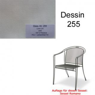 Auflagen für Serie Romano von Royal Garden, verschiedenen Größen in der Auswahl wählbar Dessin 255 100% Polyacryl Lichtbeständigkeit 7-8 von 8