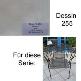 Auflagen zur Serie Romantic im Dessin 255 100% Polyacryl, Lichtbeständigkeit 7-8 von 8, verschiedene Größen in der Auswahl wählbar - Vorschau 1