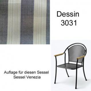 Auflage für Sessel Venezia Des.3031 100% Polyacryl, Lichtbeständigkeit 7-8 von 8