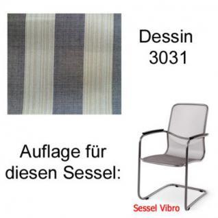 Auflage für Sessel Vibro Des.3031 100% Polyacryl, Lichtbeständigkeit 7-8 von 8 - Vorschau 1