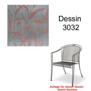Auflagen für Serie Romano von Royal Garden, verschiedenen Größen in der Auswahl wählbar Dessin 3032 100% Polyacryl, Lichtbeständigkeit 7-8 von 8