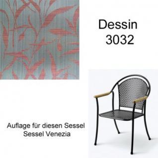 Auflage für Sessel Venezia Des.3032 100% Polyacryl, Lichtbeständigkeit 7-8 von 8