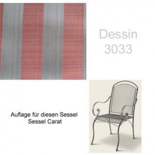 Auflage zu Serie Carat Dessin 3033 100% Polyacryl, verschiedene Größen aus der Serie zur Auswahl, Lichtbeständigkeit 7-8 von 8