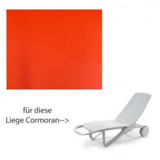 Auflage für Liege Cormoran von Allibert Evolutiv im Des. 305 100% Polyacryl, Lichtbeständigkeit 7-8 von 8