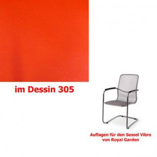 Auflage für Sessel Vibro Des.305 100% Polyacryl, Lichtbeständigkeit 7-8 von 8 - Vorschau