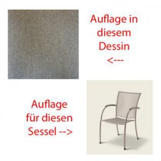 Auflage für Sessel Pilo von Royal Garden MWH im Des. 311 100% Polyacryl, Lichtbeständigkeit 7-8 von 8 - Vorschau