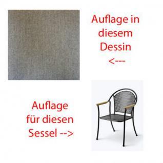 Auflage für Sessel Venezia Des.311 100% Polyacryl, Lichtbeständigkeit 7-8 von 8
