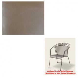 Auflage für Serie Elegance im Dessin 314 verschiedene Größen in der Auswahl wählbar, 100% Polyacryl, Lichtbeständigkeit 7-8 von 8
