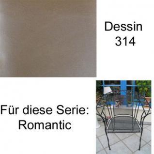 Auflagen zur Serie Romantic im Dessin 314 100% Polyacryl, Lichtbeständigkeit 7-8 von 8, verschiedene Größen in der Auswahl wählbar