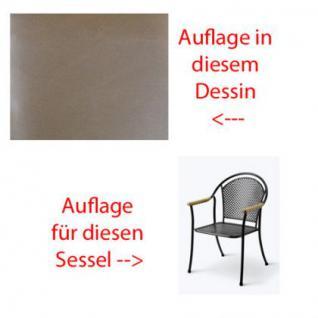 Auflage für Sessel Venezia Des.314 100% Polyacryl, Lichtbeständigkeit 7-8 von 8