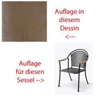 Auflage für Sessel Venezia Des.315 100% Polyacryl, Lichtbeständigkeit 7-8 von 8