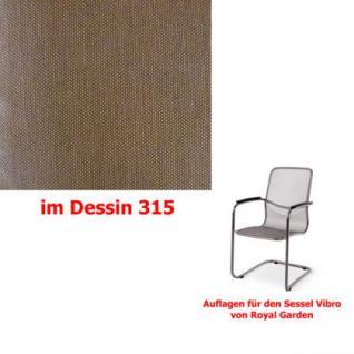 Auflage für Sessel Vibro Des.315 100% Polyacryl, Lichtbeständigkeit 7-8 von 8 - Vorschau 1