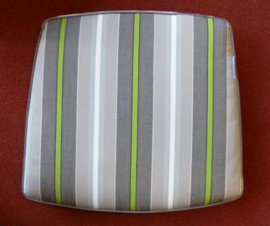 Auflage für Sessel Hilton von Zebra im Dessin 2000 100% Polyacryl Lichtbeständigkeit 7-8 von 8 - Vorschau