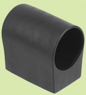Bodengleiter 28 32 38mm Ersatzkappe für Gartentisch in weiss oder schwarz