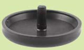 Fussteller für Royal-Garden 45mm in schwarz - Vorschau