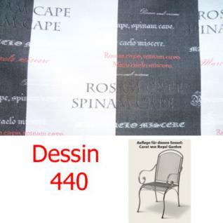 Auflage zu Serie Carat Dessin 3440 100% Polyacryl, verschiedene Größen aus der Serie zur Auswahl Lichtbeständigkeit 7-8 von 8 - Vorschau 1