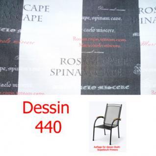 Auflage für Serie Primero von Royal Garden MWH im Des. 3440 100% Polyacryl, verschiedene Größen in der Auswahl wählbar, Lichtbeständigkeit 7-8 von 8 - Vorschau 1
