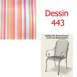 Auflage zu Serie Carat Dessin 443 100% Polyacryl, verschiedene Größen aus der Serie zur Auswahl, Lichtbeständigkeit 7-8 von 8