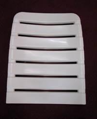 Rückenmatte Kurz Sessel - Vorschau