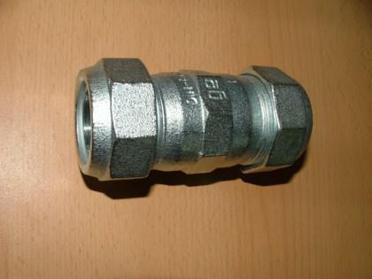 GEBO - Verschraubung Kupplung / Stahlrohr