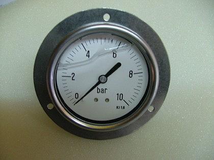 Glyzerin - Manometer für Schalttafeleinbau