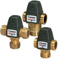 Thermostatischer Mischer für Sanitärwasseranlagen